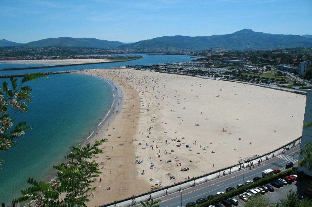 Playa de Hondarribia (Guipúzcoa) - Qué visitar en el País Vasco