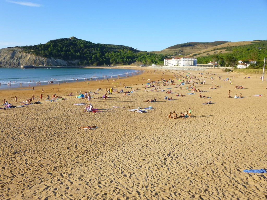 Playa de Gorliz (Vizcaya) - Qué visitar en el País Vasco