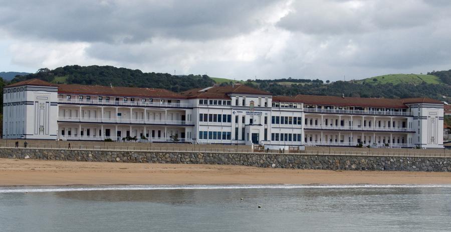 Hospital de Gorliz (Vizcaya) - Qué visitar en el País Vasco