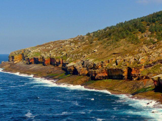 Monte Jaizkibel, fusión entre mar y monte