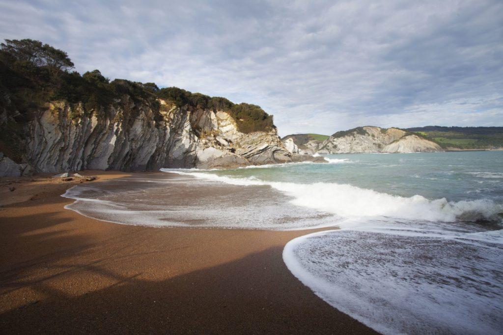 Playa de Muriola (Barrika, Vizcaya) - Qué visitar en el País Vasco