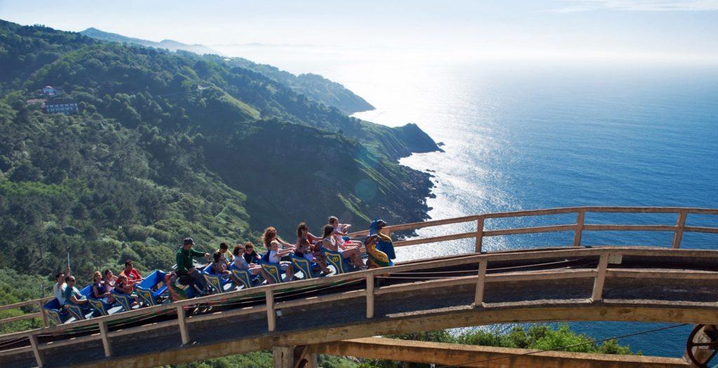 Parque Atracciones Monte Igueldo (San Sebastián, Guipúzcoa) - Qué Visitar en el País Vasco