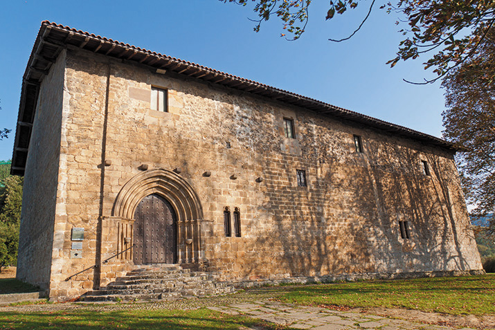 Ermita de la Antigua (Guipúzcoa, País Vasco) - Qué visitar en el País Vasco