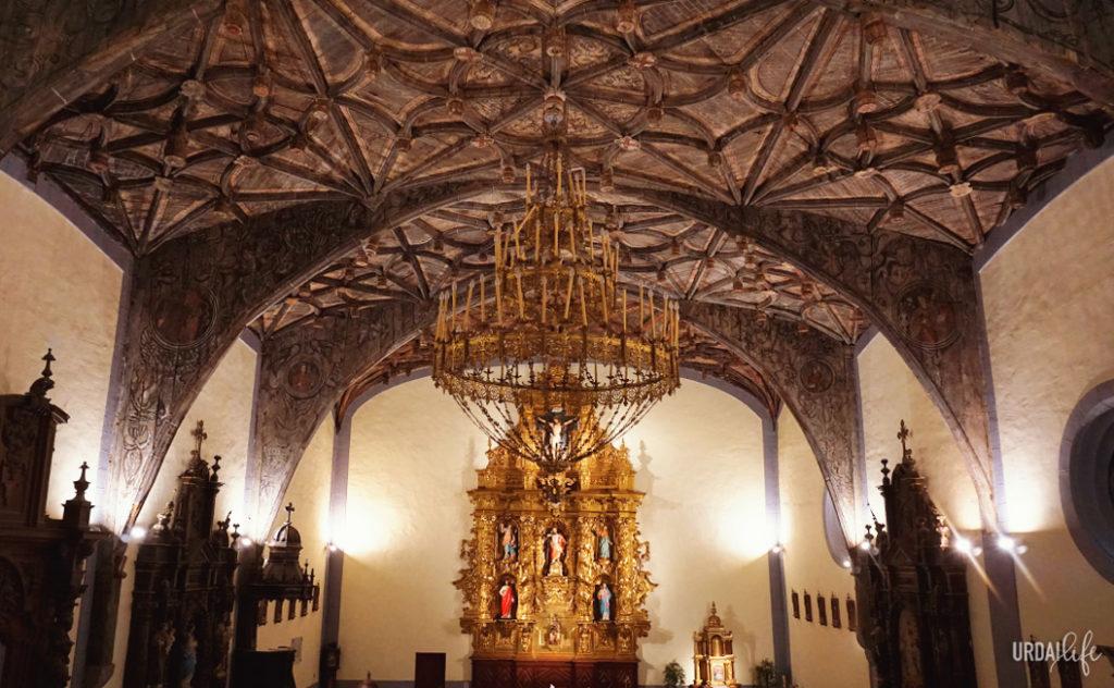 Iglesia de San Andrés (Ibarrangelu) - Qué visitar en el País Vasco