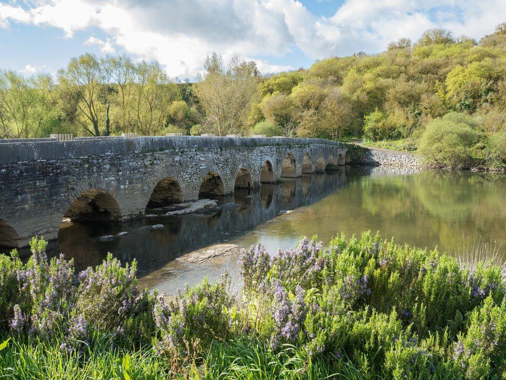 Puente de Trespuentes (Iruña de Oca, Álava) - Qué visitar en el País Vasco