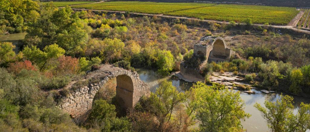 Puente romano de Mantible (Lanciego, Álava) - Qué visitar en el País Vasco