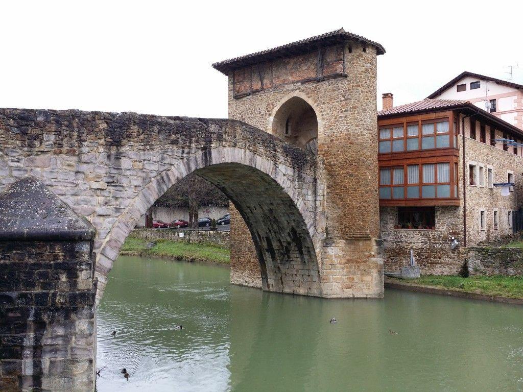 Puente Viejo (Balmaseda) - Qué visitar en el País Vasco