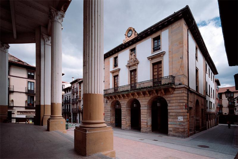 Ordizia, uno de los pueblos más pintorescos del Goierri