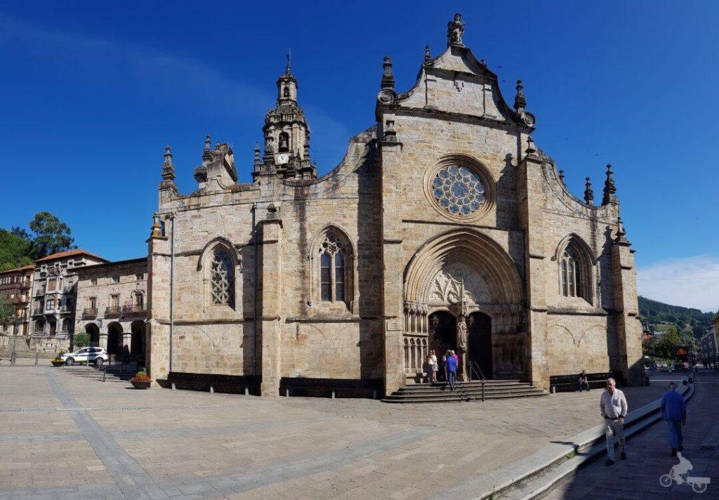 Iglesia de San Severino (Balmaseda) - Qué visitar en el País Vasco
