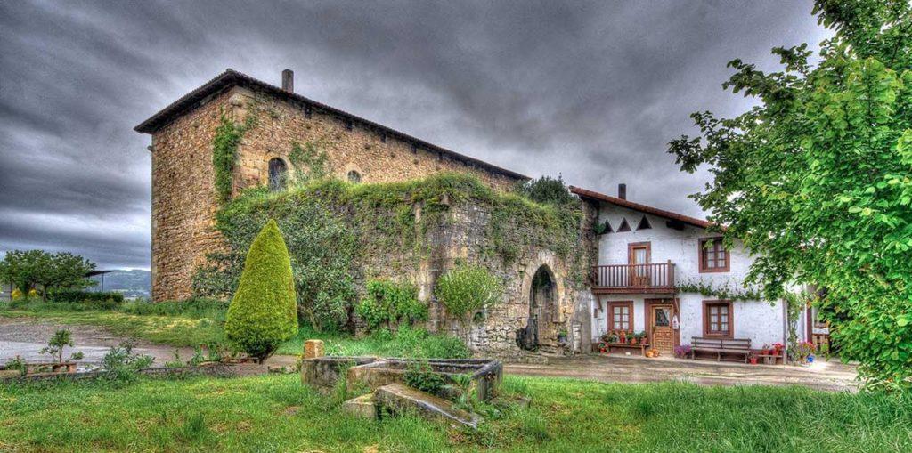 Casa Torre de Muxica (Ordizia) - Qué visitar en el País Vasco
